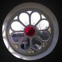 Klusbedrijf de Klusfiets Tilburg: Rond raam na