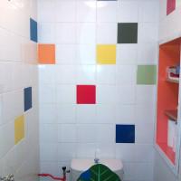 Klusbedrijf de Klusfiets Tilburg: Toilet na