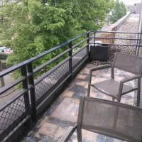 Klusbedrijf de Klusfiets Tilburg: Balkon voor